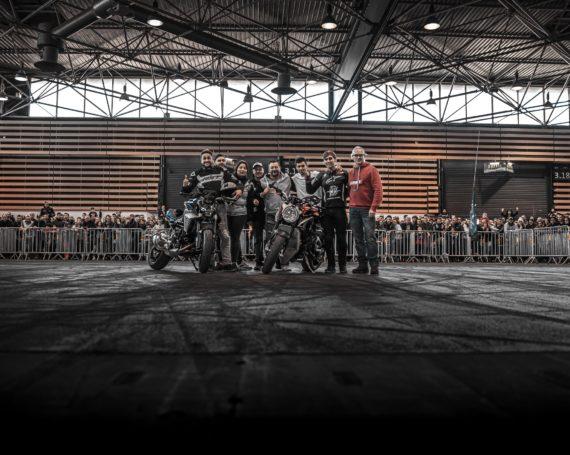 Salon du 2 roues Lyon 2020